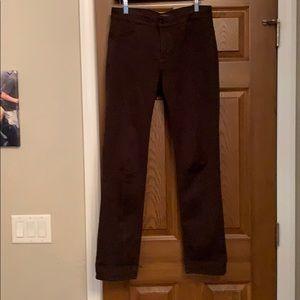 NYDJ. Brown Jeans